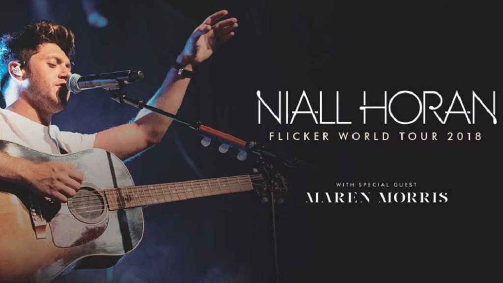Niall Horan With Maren Morris Flicker World Tour Country 104