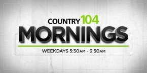 Country 104 Mornings