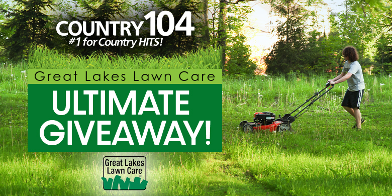 Great Lakes Lawn Care Ultimate Giveaway