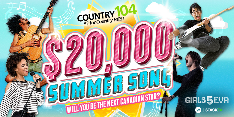 Country 104 $20,000 Summer Song!