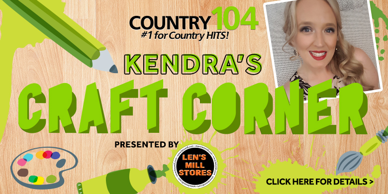 Kenda's Craft Corner Presented by Lens Mill Stores
